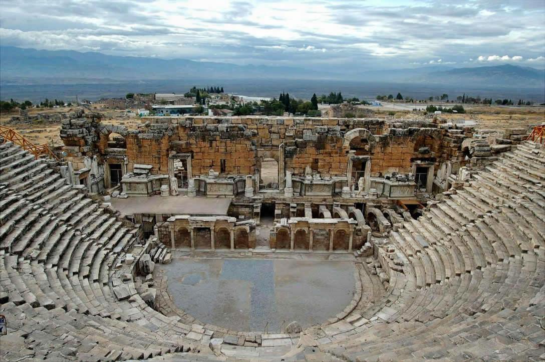 Aura Tour - Turkey, Rountrips, Pilgrimage, Trekking Tours, City Tours
